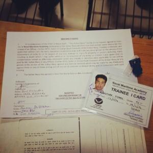 Getting enrolled at NAMAC