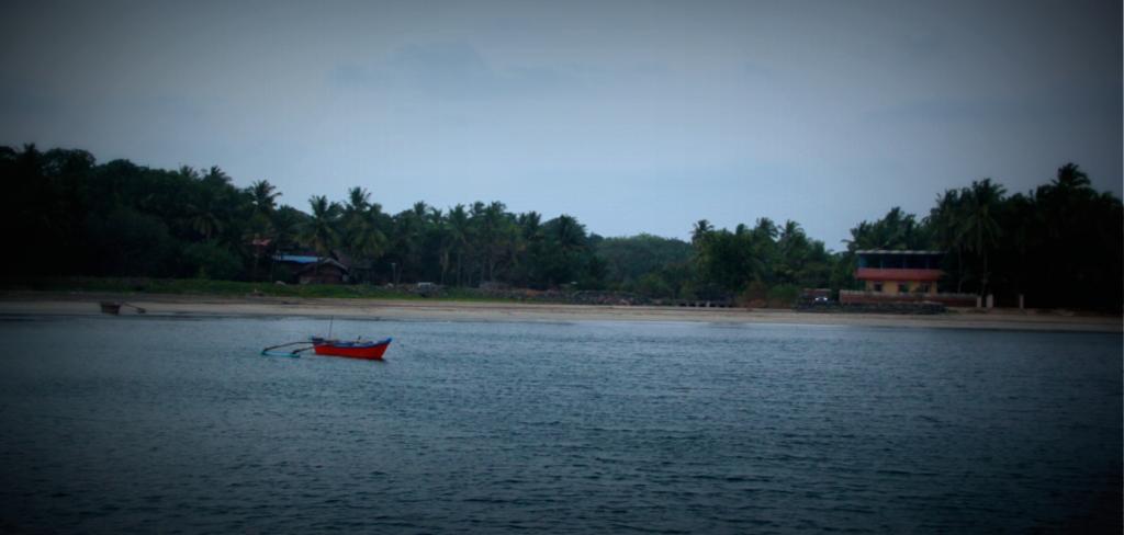 Ambolgad: The Calm beach