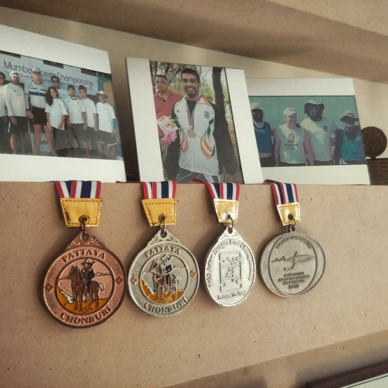 Asian Championship Medals