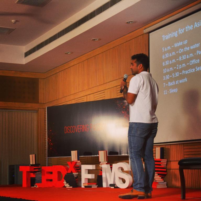 TedX Talk at FMS